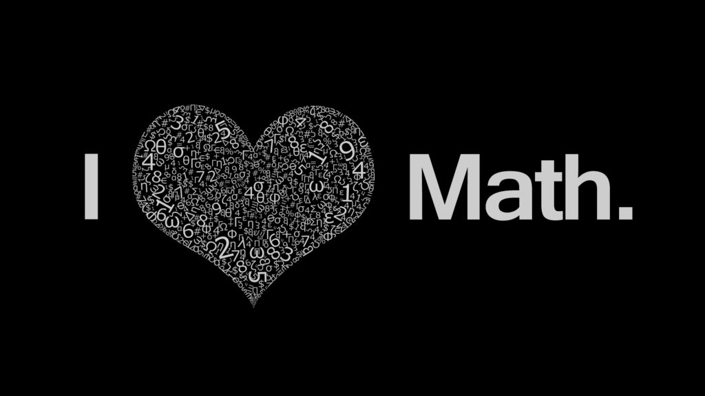 I Love Math Image