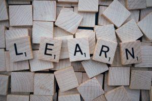 the word learn in scrabble